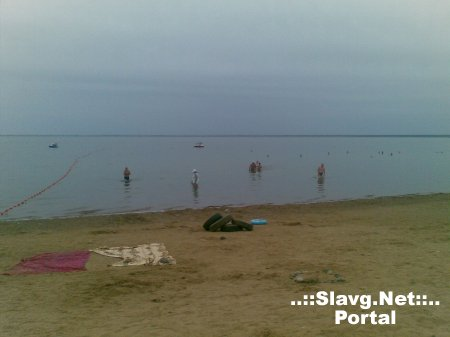 Отбор проб на озере Большое Яровое