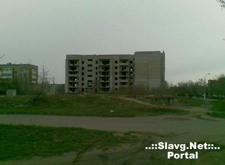 В Славгороде будет сдан новый многоэтажный дом!