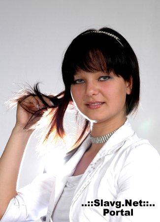 "Фотографии участниц конкурса ""Мисс Славгород 2009"""