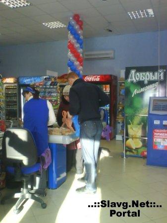 """Открылся новый супермаркет """"Шестой""""!"""