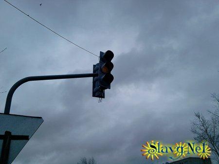 Новые светофоры