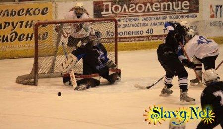 Первенство по хоккею «Золотая шайба»