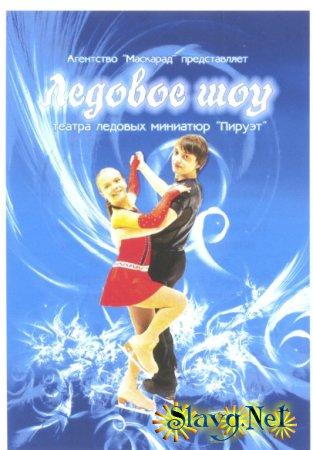 Ледовое шоу в Славгороде!