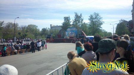 9 мая в Славгороде