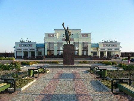 ЖД Вокзал Славгород